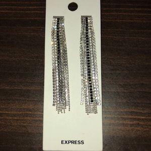 Express dangle earrings